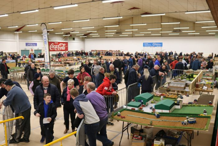 Record crowds flock to MMC Show new venue!